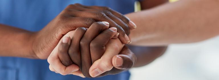 nurse magnet hands